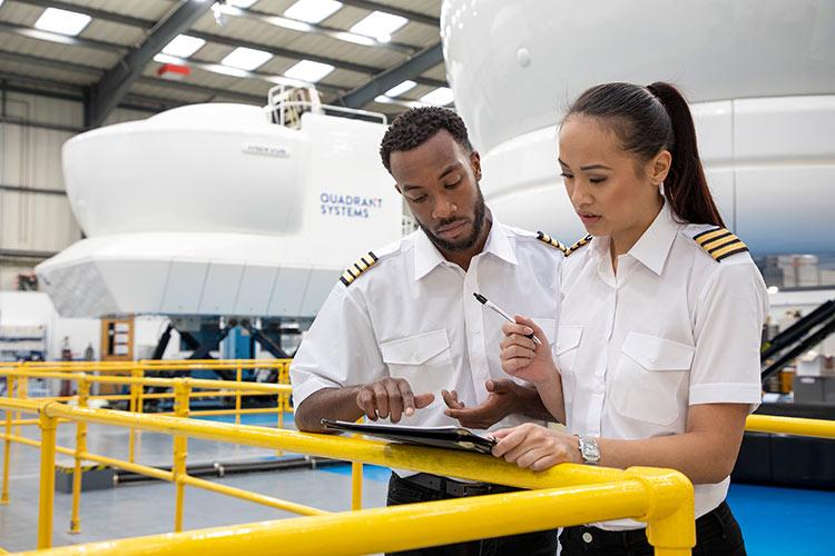 A320 & B737 Pilot Training